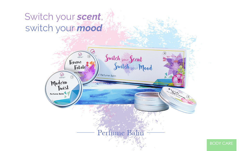 Parfume Balm