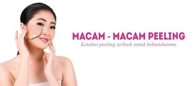 Macam - Macam Peeling